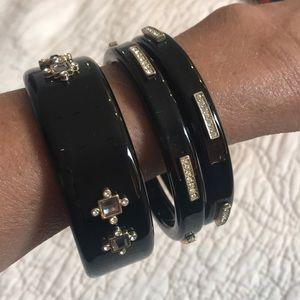 3 Neiman  Marcus bangle bracelets new
